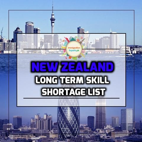 New Zealand Long Term Skill Shortage List