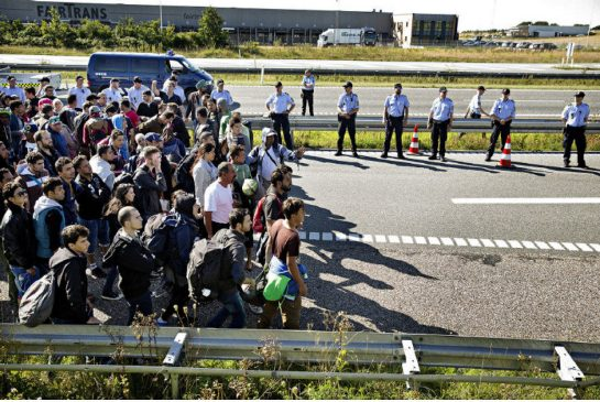 Denmark, the 'happiest place on Earth,' takes a nasty turn on refugees
