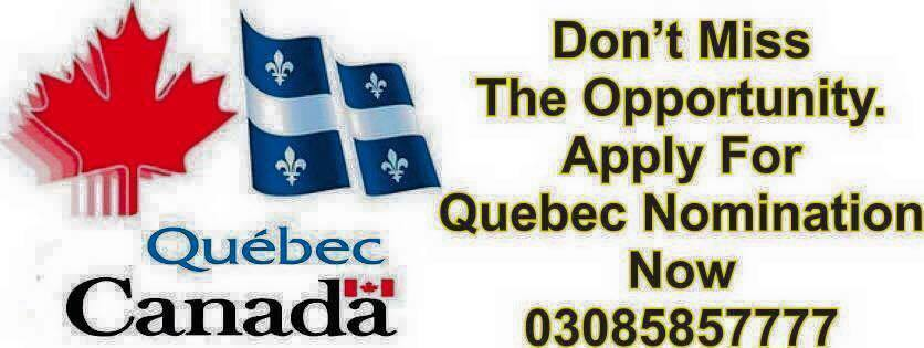 Quebec Immigration rules