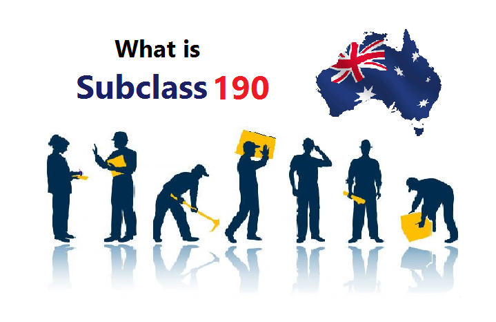 What is subclass 190