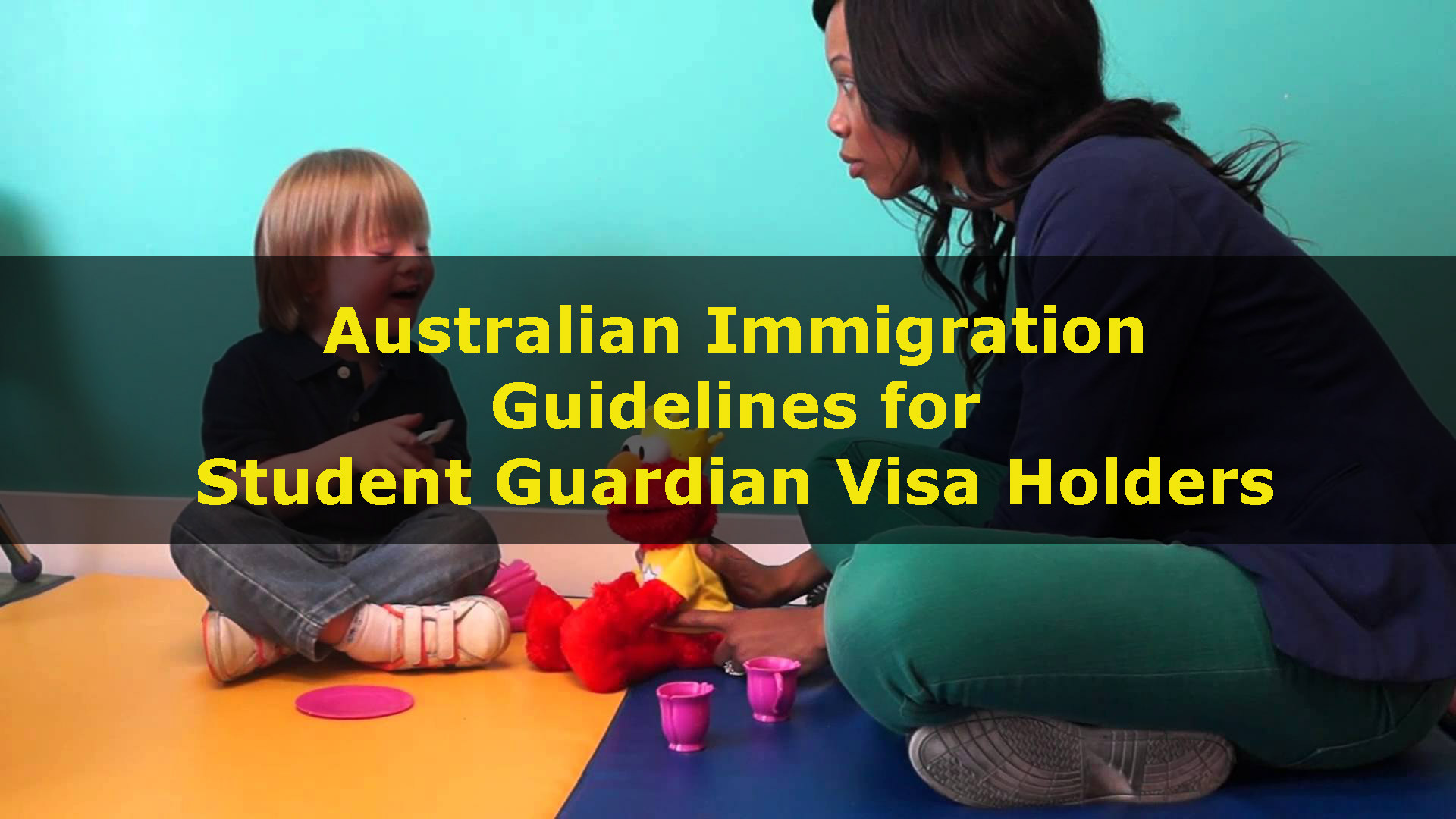 Australian Immigration Guidelines for Student Guardian Visa Holders