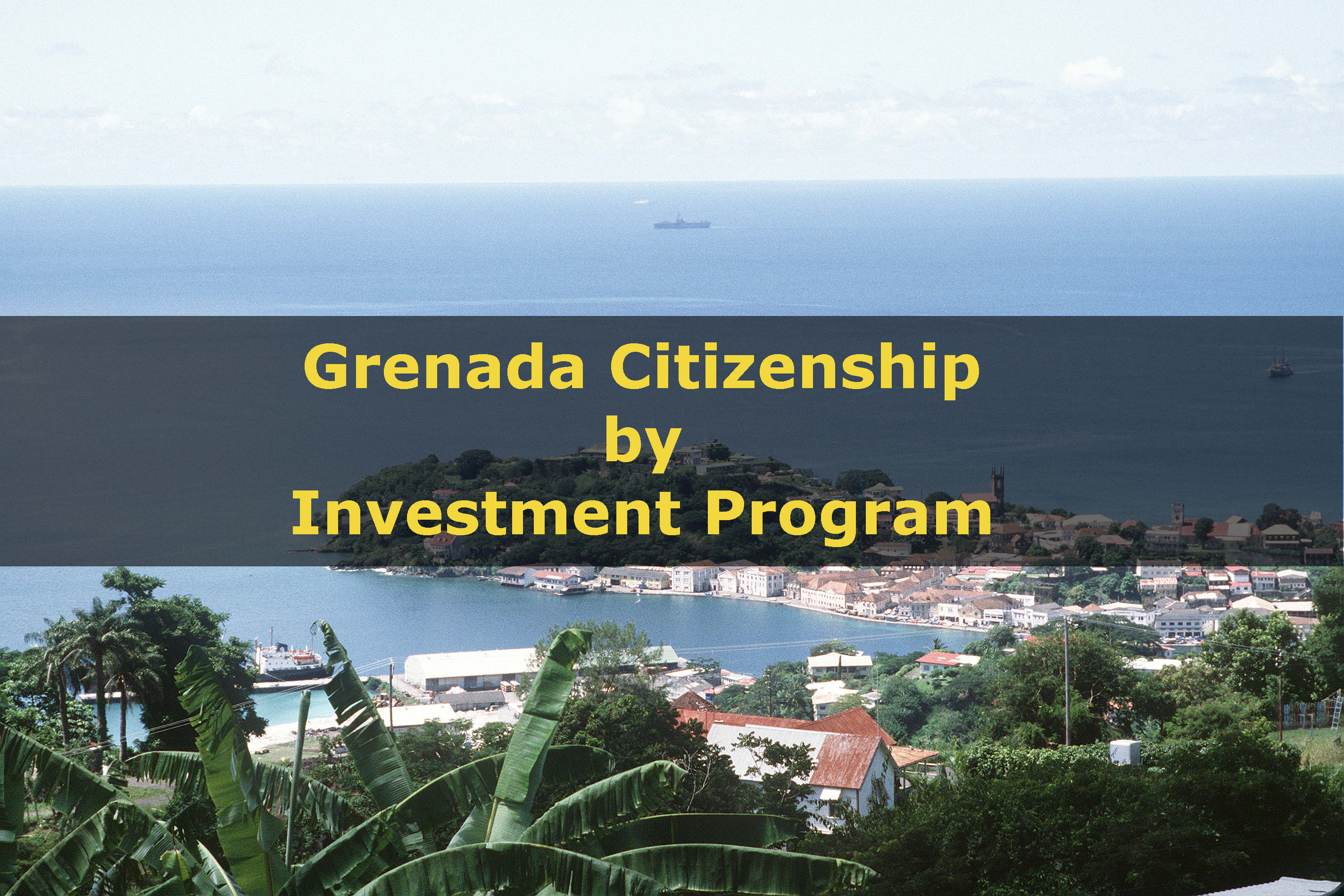 Grenada citizenship investment program
