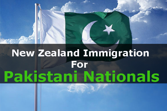 New Zealand Immigration for Pakistani