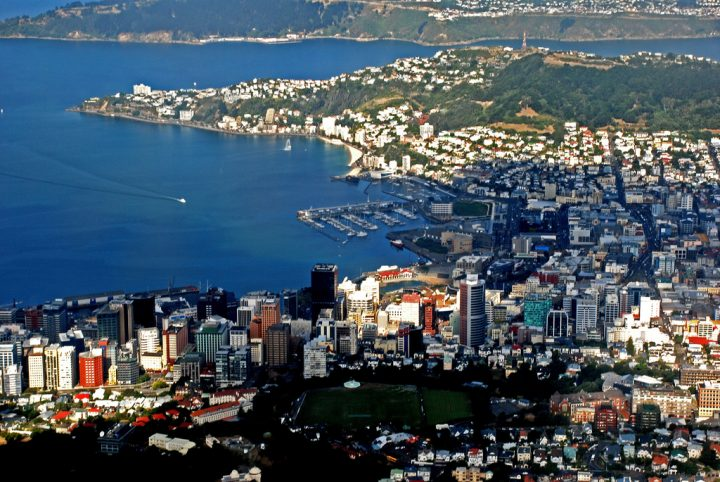 New Zealand Immigration Boosted population
