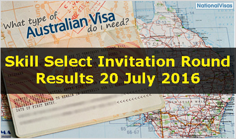 Australian immigration skill select invitation round results 20 australian immigration skill select invitation round results 20 july 2016 stopboris Image collections