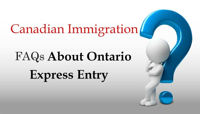 faqs-about ontario express entry