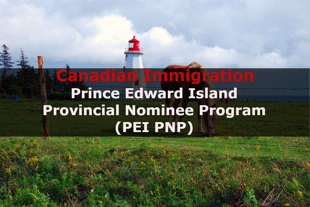 Prince edward island provincial nominee program