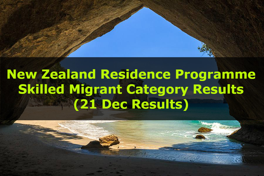 New Zealand skilled migrant category selection 2016