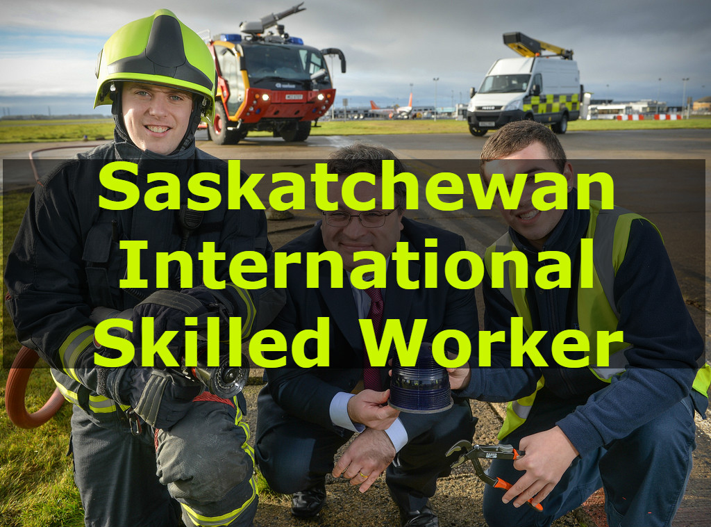 Saskatchewan International Skilled Worker