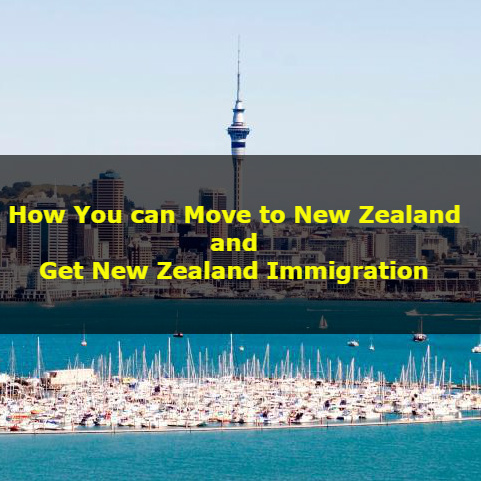 How You can Move to New Zealand and Get New Zealand Immigration