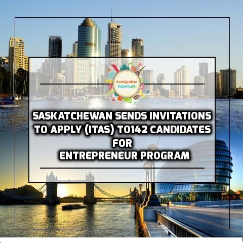 Saskatchewan Sends Invitations to Apply (ITAs) to142 Candidates for Entrepreneur Program