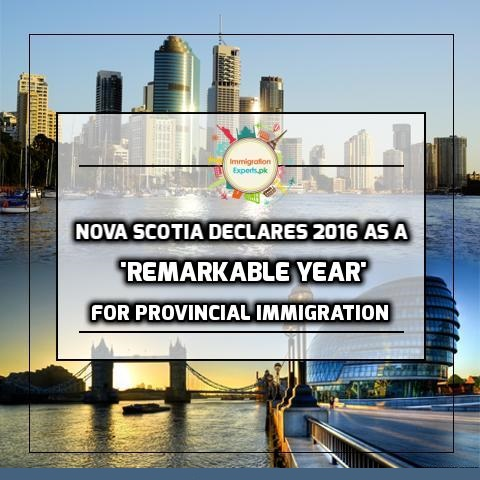 nova scotia remarkable year 2016, 2017