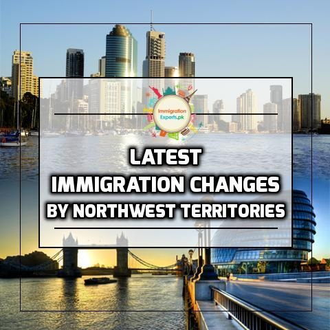 latest immigration changes by northwest territories Canada