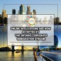Online Applications are Now Accepted by the Ontario Corporate Immigration Stream