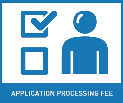 Subclass 476 application processing fee
