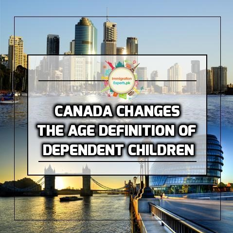 Canadian Immigration Applications Increase in the Age Definition of Dependent Children