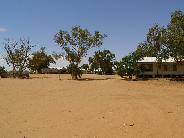 The Anna Creek Station