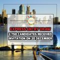 Express Entry December 20 draw results