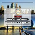 Nova Scotia Issued a Record Number of Nominations to the Immigrants in 2017