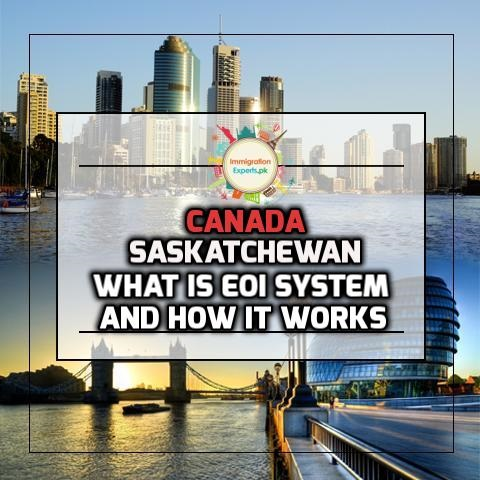 What is Saskatchewan International Skilled Worker EOI System and How it Works