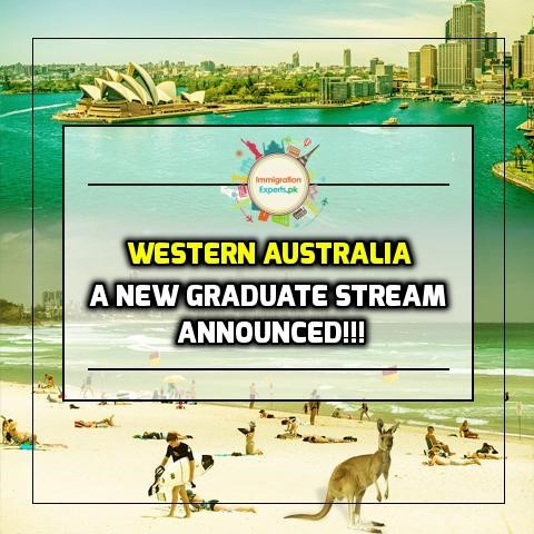 Western Australia Announced a New Graduate Stream For State Nomination