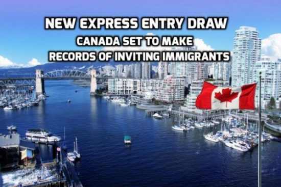 New Express Entry draw break records of 2017 number of
